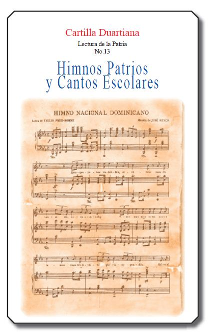 cartilla himnos
